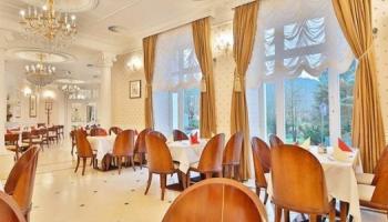 Restaurace v hotelu Sun