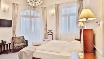 Pokoje v hotelu Sun
