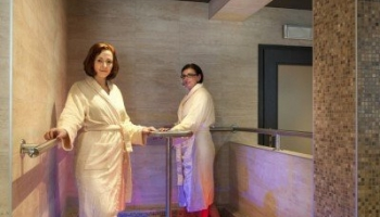Wellness centrum v hotelu Millenium